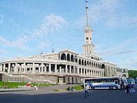 Адреса речных и морских вокзалов